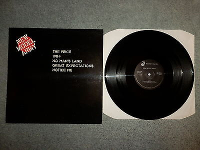 "New Model Army - The Price 12"" EP. Southern Death Cult Sisters Of Mercy"