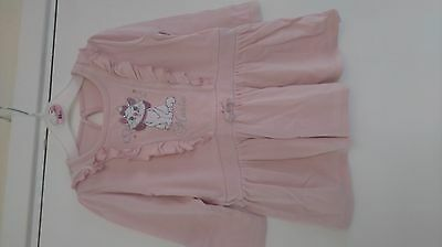 Baby Girls Long Sleeve Marie Tunic Top From Disney @ George Age 12-18 Months