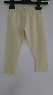Baby Girls Lemon Leggings From Young Dimension Age 12-18 Months