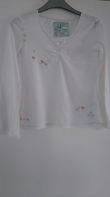Girls Long Sleeve Top From Next Age 9 Years