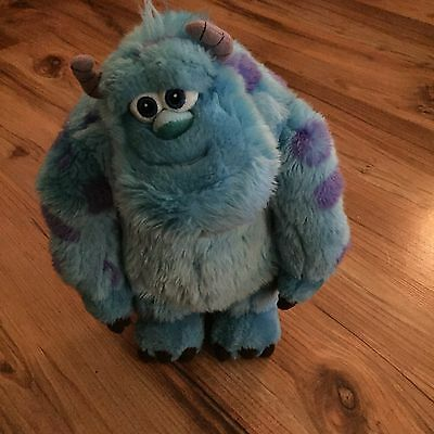 Large Disney Store Sulley Soft Toy 16 Inch High Monsters Inc