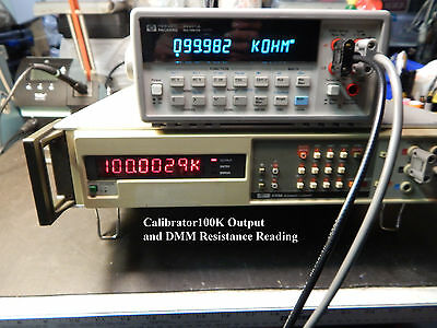 Fluke 5450A Resistance Calibrator, Tested and Working