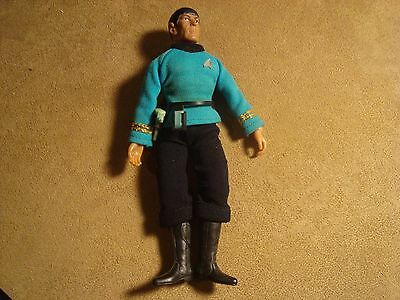 Collectible 1970s Mego 8 in Star Trek The Original Series Spock Action Figure