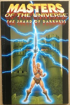 Masters of the Universe The Shards of Darkness TPB Graphic Novel He-Man