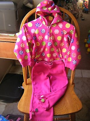 cl2 GIRLS Gymboree size: 5 long pants & size: 6 long sleeved hoodie.