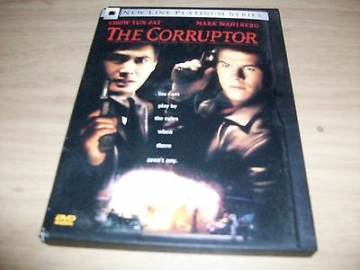 Action Movie: The Corruptor!! Used & In Excellent Condition! Mark Wahlberg!!!!