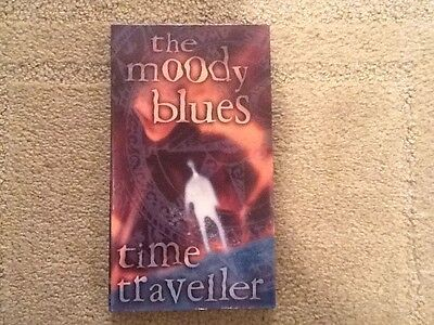 "The Moody Blues ""time Traveller"" 5 Disc Cd Compilation Released In 1994"
