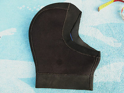 Vented Dry Suit Hood Size M Used Condition As Pics Show