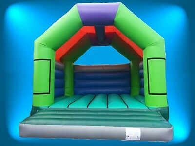 Commercial 22x22 Adults Bouncy castle with Rain Cover
