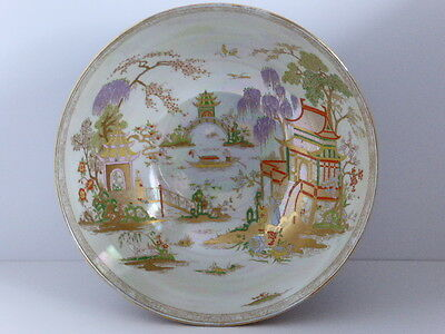 Early Carlton Ware Wiltshaw & Robinson Chinese / Japanese  Lustre Ware Bowl