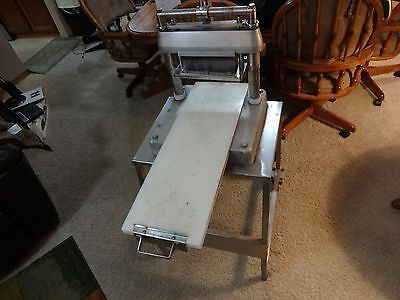 Jaccard Meat Tenderizer Model H Good Used Condition