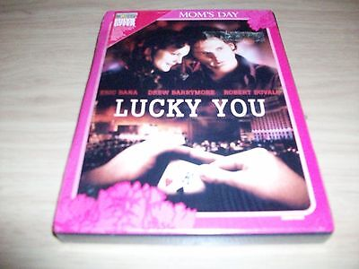 Drama Movie: Lucky You!! Brand New & Factory Sealed! Drew Barrymore!!!