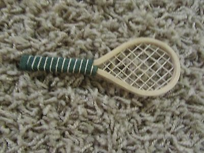 American Girl Felicity Plantation Play Battledore, Wooden Racket ONLY
