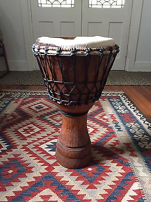 63cm Djembe - Excellent Sound, Needs Re-skinning