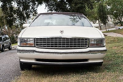1996 Cadillac DeVille  1996 Cadillac Deville -- 13K ACTUAL Miles! Like new.