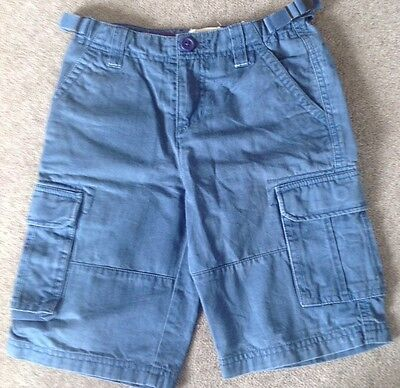 Boys COUNTRY ROAD Cargo Shorts - Size 6 (Adjustable Waist, Good Condition)