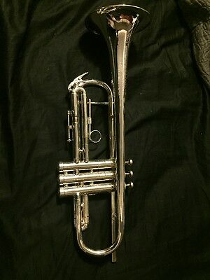 conn constelation 38b trumpet silver - Completely Restored