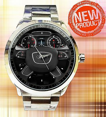 New Hot !! 2014  AUDI S Line Different Steering Watches