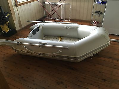 Quicksilver inflatable dinghy