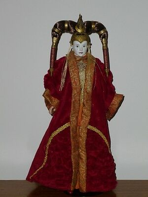 Star Wars Red Senate Gown Queen Amidala doll