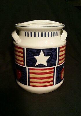 Tienshan AMERICANA Medium Canister with Lid