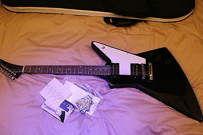 Gibson USA Explorer 2016 T Electric Guitar - Ebony