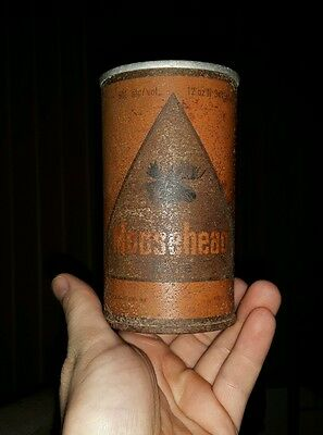 Moosehead old beer can Rare!!!