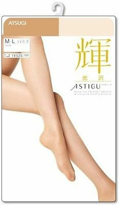 "ATSUGI Pantyhose Stockings Tights 輝 ""Shinning"" made in Japan"