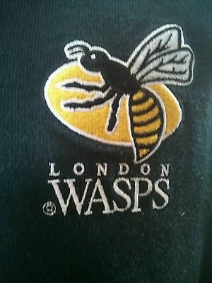 London Wasps Rugby jersey RUFC