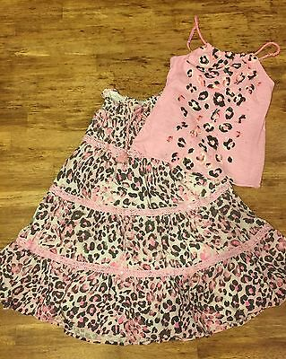 Girls Justice Outfit Lot 7 8 Kids