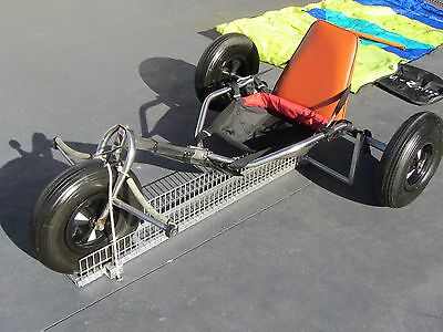 Peter Lynn Kite Buggy, Kite, Lines, Handles and roof bar carrier PRICE REDUCED