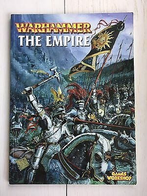 Warhammer Army Book - The Empire (2000)