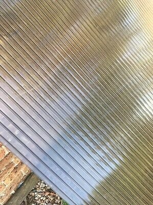 Polycarbonate Twin Wall roof sheets