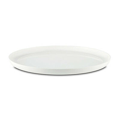 NEW Palm Sorona Large Blue Outdoor Plate