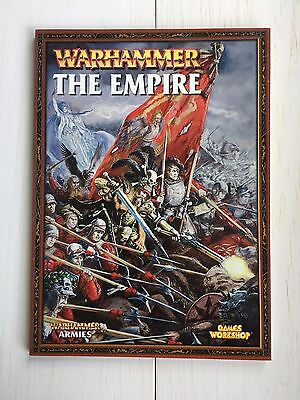 Warhammer Army Book - The Empire (2006)