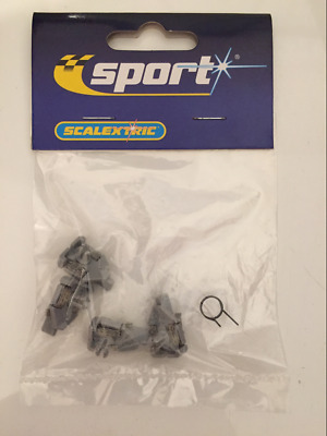 Scalextric C8283 Guide Blade and Spring x 4 New Sealed Pack