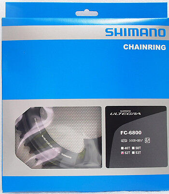 Shimano Ultegra FC-6800 Chainring 52T for 52-36T, 11 speed