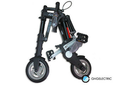 "MINI A BIKE ( 8"" rim size) Easy to carry by MTR or Bus or Taxi"