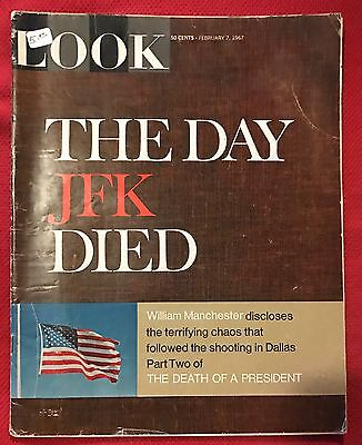 Vintage Magazines Related To The Kennedy's From 1960s