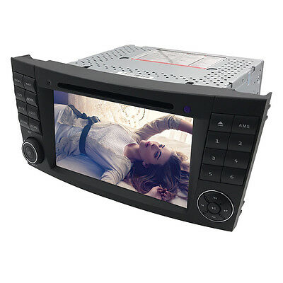 Car DVD Radio GPS DVR Android 5.1 For BENZ E/CLS/G Class W211 W219 W463