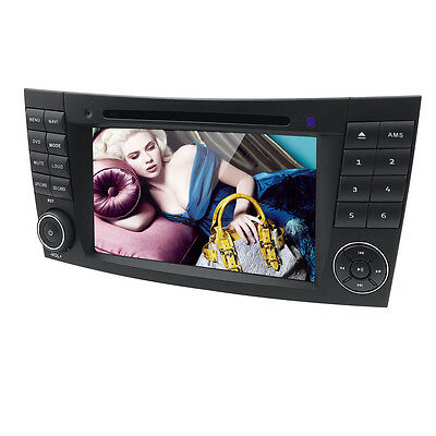 "7"" Car DVD GPS WiFi 3G DVR Android 5.1 FOR BENZ E/CLS/G Class W211 W219"