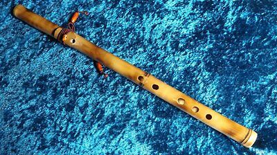 Bamboo Native American Flute in A