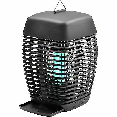 Gecko INSECT ZAPPER LANTERN Self Cleaning Vertical Grid *Aust Brand - 20W Or 40W