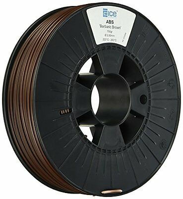 Ice Filaments Ice 7valp027-Filamento in ABS, 2,85mm, 0,75kg, Barb Aric
