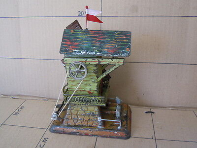 Antique Classic Collectable Steam Toy Drive Model: Doll & Co. Windmill No 707