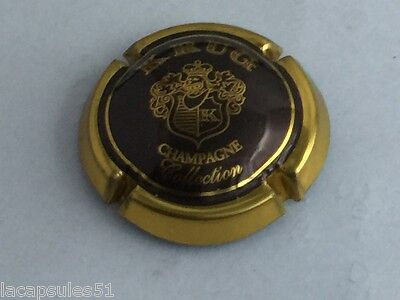 Capsule de champagne KRUG (NR) Champagne Collection