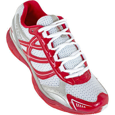 Clearance Line New Gilbert Netball Flash Shoes Size 8