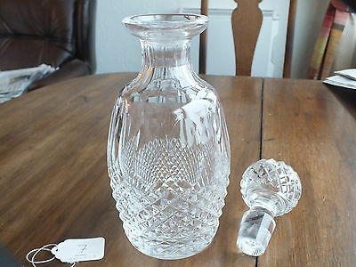 Waterford Cut Glass Lead Crystal Decanter (ref 7)