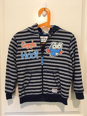 Giggle & Hoot Hooded Jacket - Brand New Without Tags