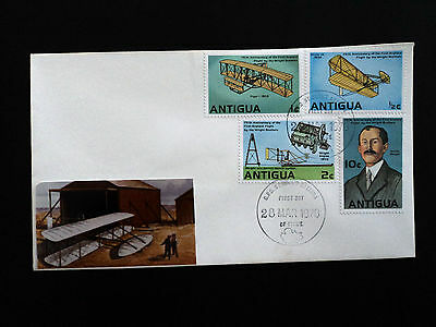 FDC - 75th Anniversary of the First Airplane Flight by the Wright Brothers